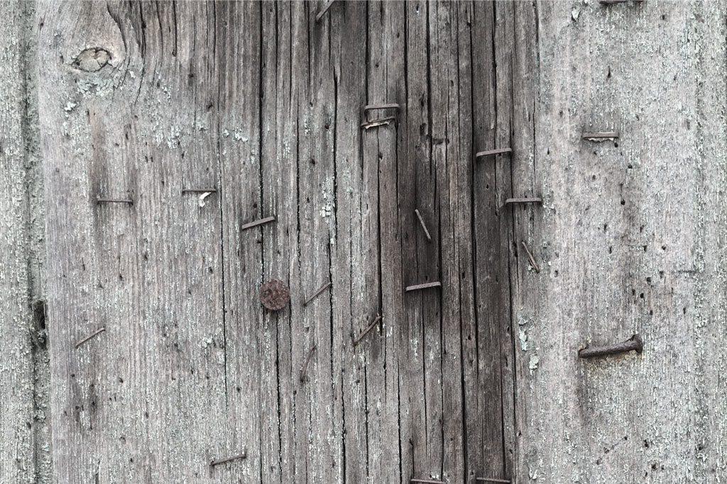 Holzspuren