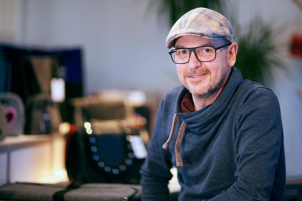 Carsten Fest, Geschäftsführer senne products GmbH