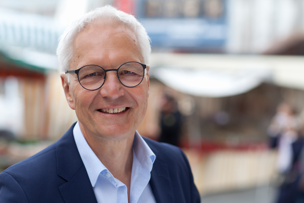 Martin Pantke,  2. Stellvertretender Bürgermeister Paderborn, Mitglied der SPD-Ratsfraktion