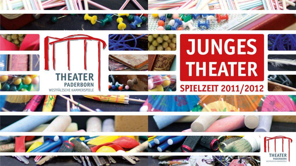 Spielzeitjahresheft Junges Theater