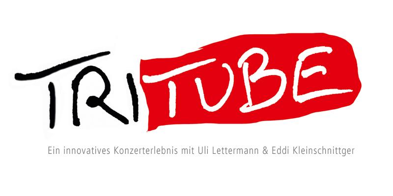 Logo tritube, Musikprojekt von Uli Lettermann und Eddi Kleinschnittger