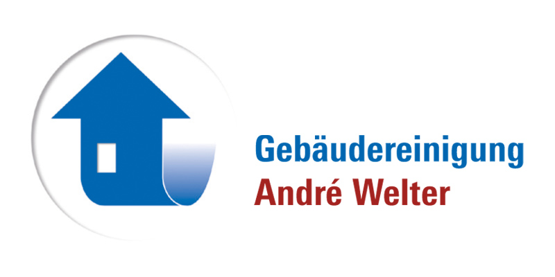 Logo Gebäudereinigung André Welter in Paderborn