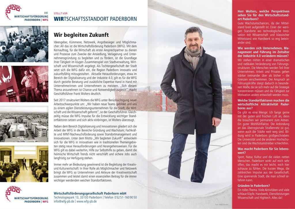 Advertorial Wirtschaftsförderungsgesellschaft Paderborn